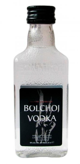 Bolchoj Vodka 40% 0.05L