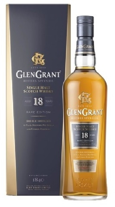 Glen Grant 18 Years Old 43% 1L
