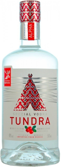 Tundra Northern Cowberry Special Vodka