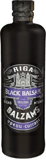 Riga Black Balsam Currant 0.5L