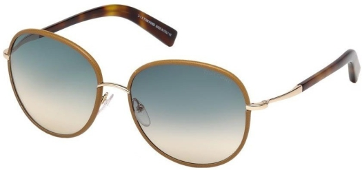 Tom Ford FT04985960W Sunglasses 2017