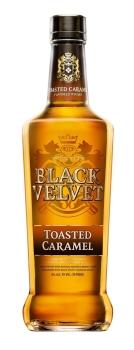 Black Velvet Toasted Caramel Whiskey 1L