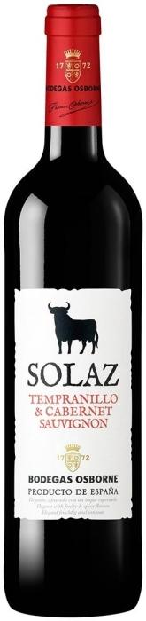 Osborne Solaz Tempranillo Cabernet Sauvignon 0.75L