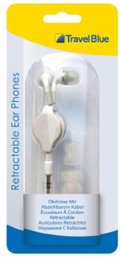 Travel Blue Earphones