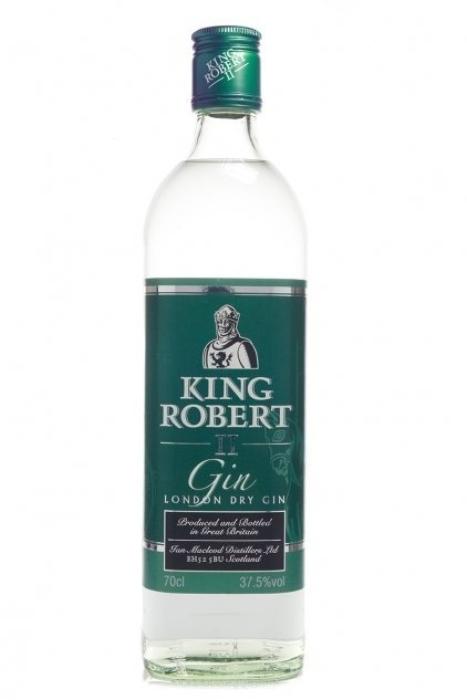 King Robert II Gin 1L