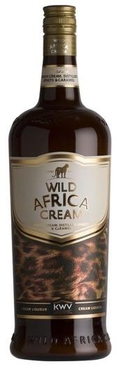 Wild Africa Cream 17% 1L