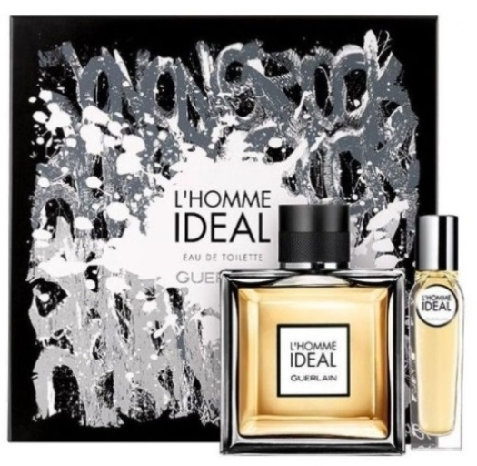 Guerlain Set Homme Ideal 100ml + 15ml