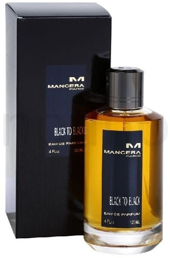 Mancera Black to Black EdP 120ml