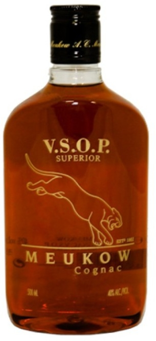Meukow VSOP Cognac PET 0.5L