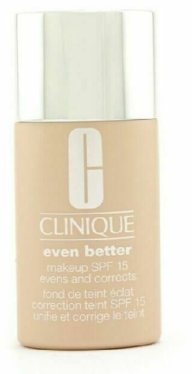 Clinique Even Better Make Up SPF 15 6MNY25 Foundation N° 25 Buff 30ML