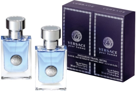 9120a88b04da Versace Pour Homme Duo Set in duty-free at store-type-airport Boryspil