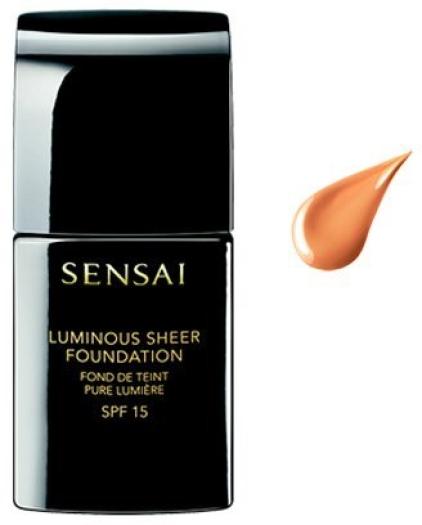 Sensai Luminous Sheer Fluid Foundation NLS204 Honey Beige 30ml