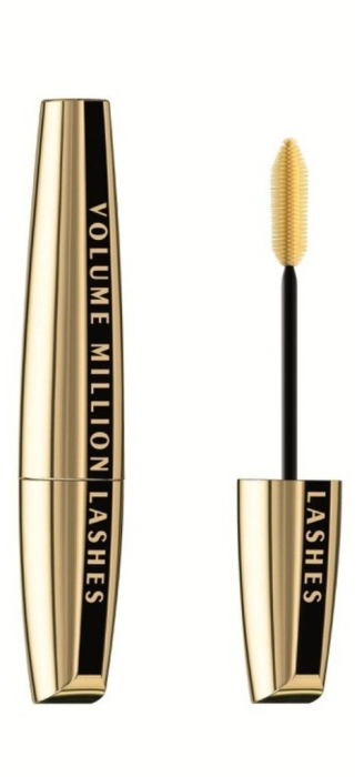 L'Oreal Volume Million Lashes, Black 9ml