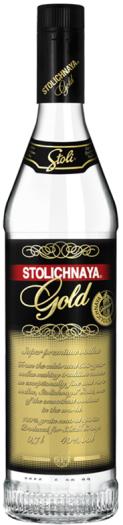 Stolichnaya Gold 1L