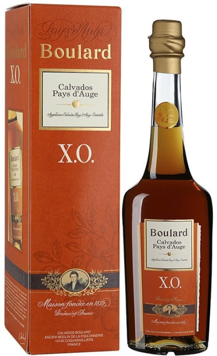 Boulard Calvados XO 40% 0.7L