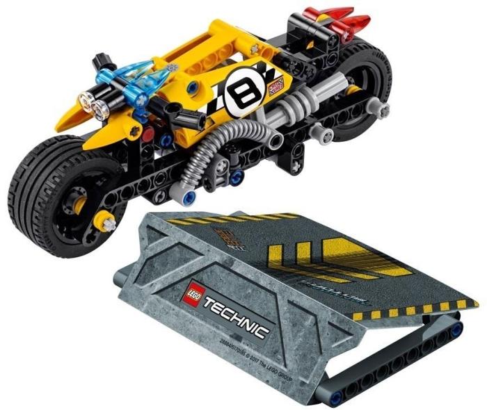 LEGO System AS line Technic stunt bike