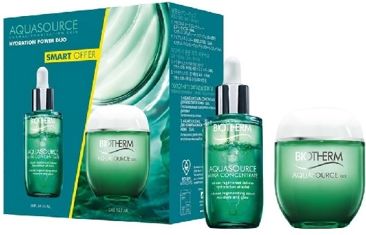 Biotherm Aquasource Set 125ml+50ml