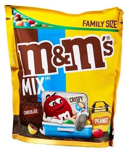M&M's Mix Pouch