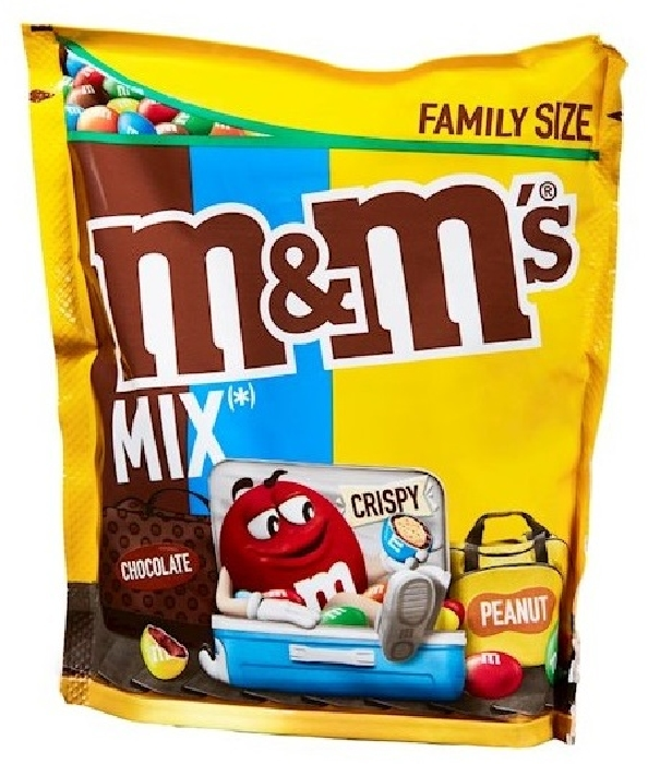 M&M's Mix Pouch