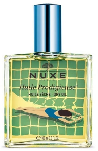 Nuxe Huile Prodigieuse Body Oil 2020 Blue 100 ml 100 ml