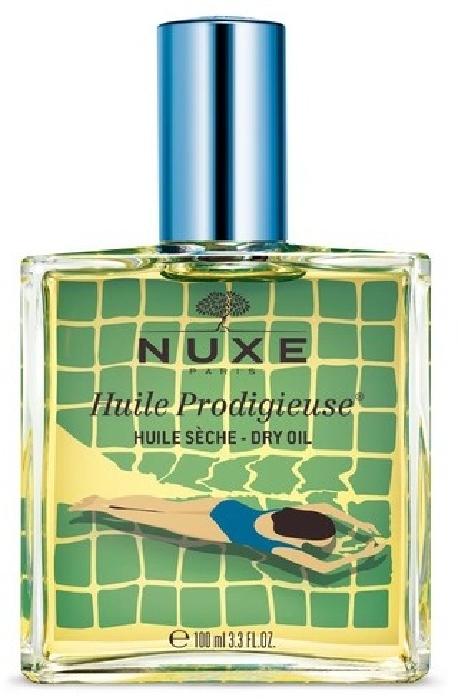 Nuxe Huile Prodigieuse Body Oil 2020 Blue 100 ml 100 ml