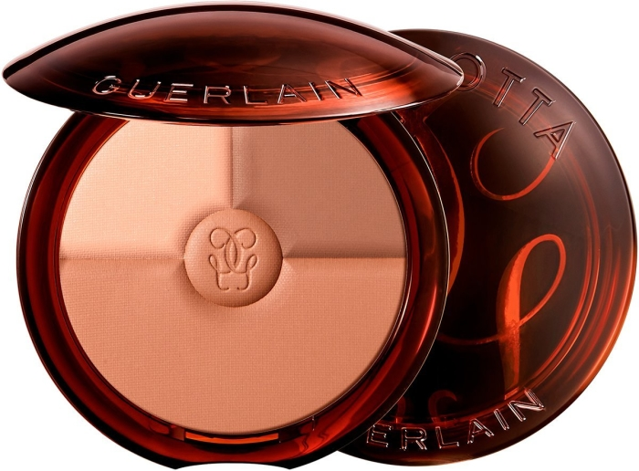 Guerlain Terracotta Sun Trio Bronzing Powder Naturel 10g