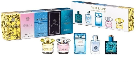 Versace Yellow Diamond Coffret 5*5ml