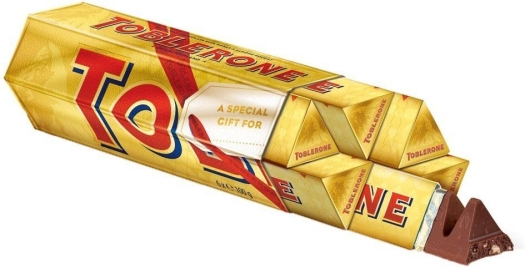 Toblerone Gold 6x100g