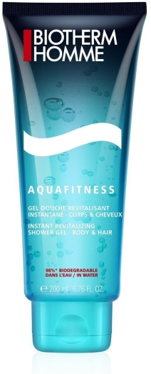 Biotherm Homme AquaFitness Shower Gel for Skin and Hair 200ml