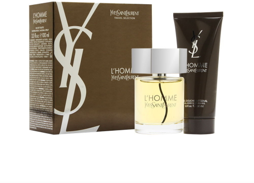 Yves Saint Laurent Set L'Homme 100ml + 100ml