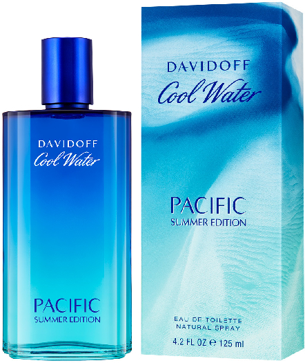 Davidoff Cool Water Pacific Summer Edition for Men 125ml