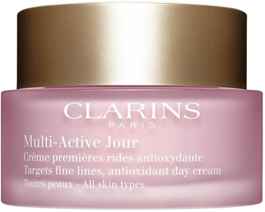 Clarins Multi Active Day Cream All Skin Types 50ml