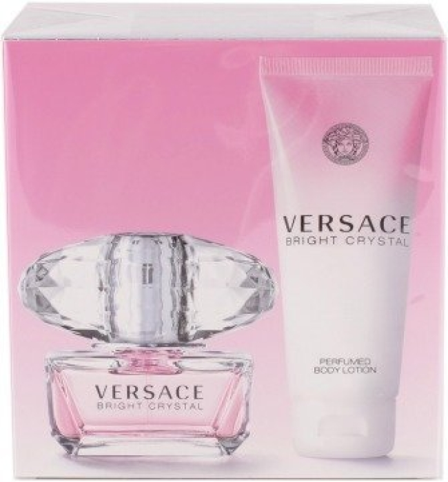 Versace Bright Crystal Set 50ml+100ml