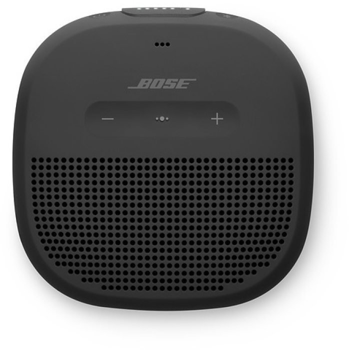 Bose SoundLink Micro Portable Bluetooth Speaker Black 290g
