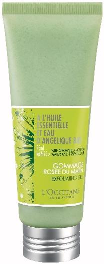 L'Occitane en Provence Angelica Exfoliating Gel 75ml