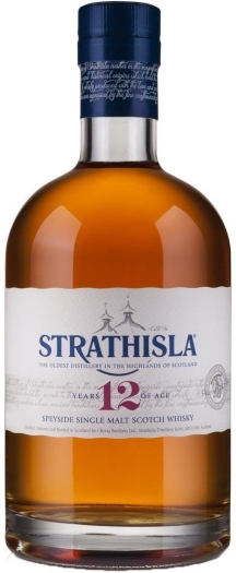 Strathisla 12 year old 40% Whiskey 1L