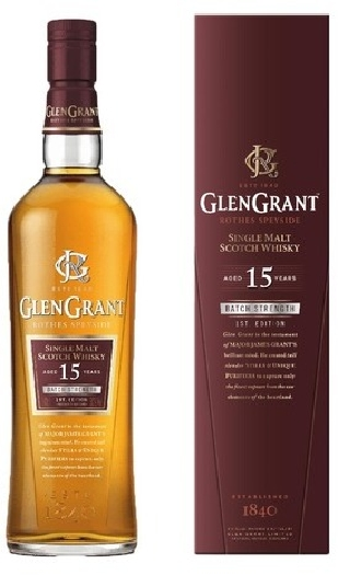Glen Grant 15 years GP 1L