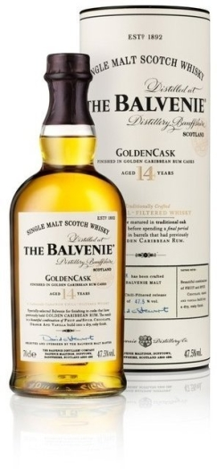 Balvenie 14 Year Old Golden Cask Whiskey 0.7L