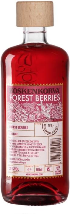 Koskenkorva Forest Berries 0.5L