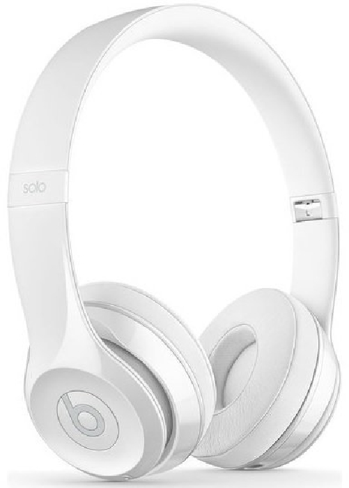 Beats Solo3 Wireless Headphones MNEP2ZM/A White