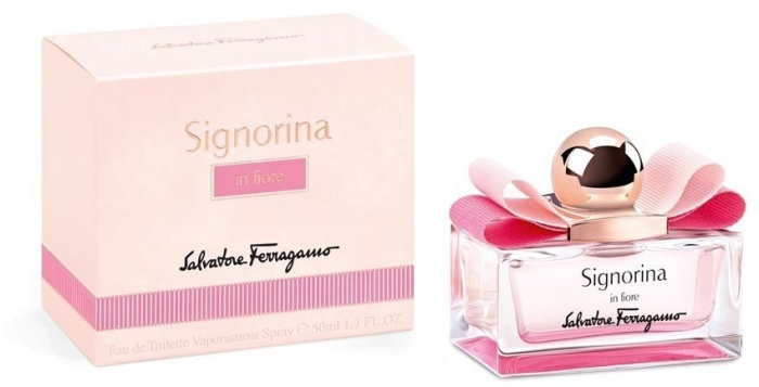 S.Ferragamo Signorina In Fiore EdT 50ml
