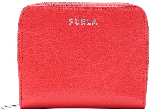 Furla Next S Ziparound Wallet, Red 1056299
