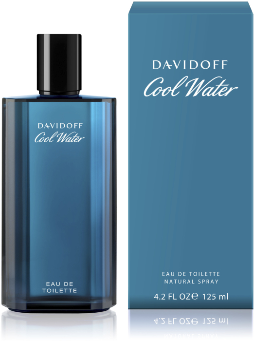 Davidoff Cool Water EdT 125ml