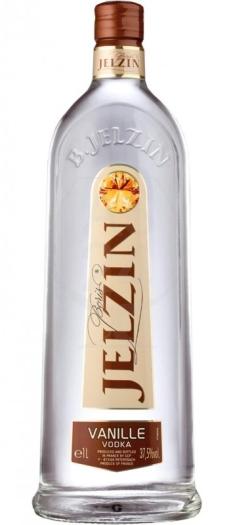Boris Jelzin Vodka Vanille 1L