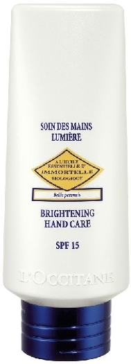L'Occitane en Provence Immortelle Brightening Hand Care SPF 20 75ml