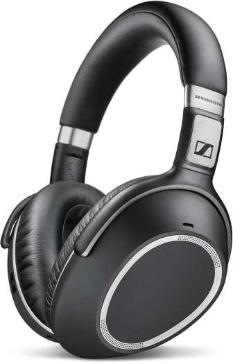 Sennheiser PXC 550 Wireless Over-Ear Noise Canceling Headphones Black 227g
