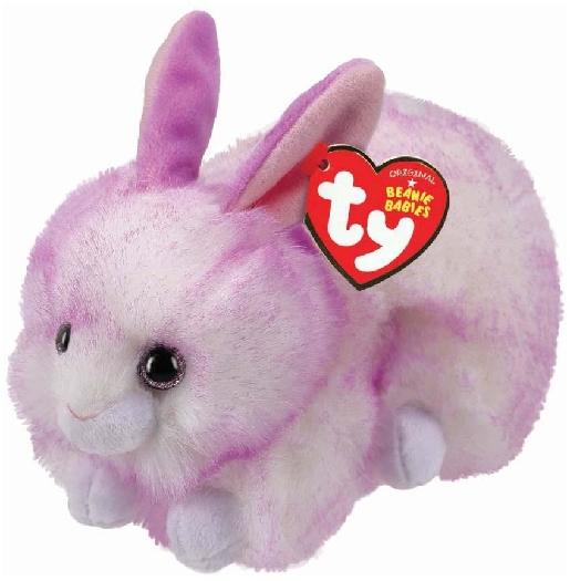 Ty 42116 Riley Bunny Beanie Babie