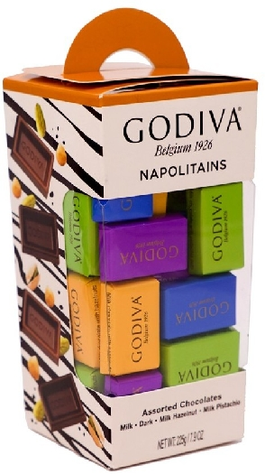 Godiva Small Tower Naps 225g