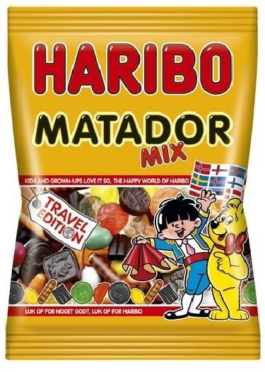 Haribo Matador Mix 10010083 500g