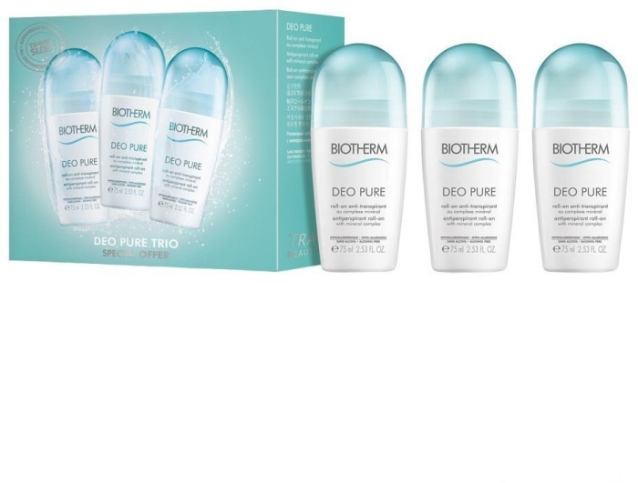 Biotherm Deo Pure 225ml